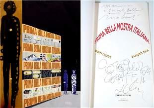 SANDRO CHIA & ENZO CUCCHI, Prima bella mostra italiana,