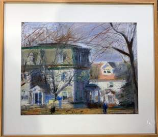 David Fertig (Born 1946) This Old House