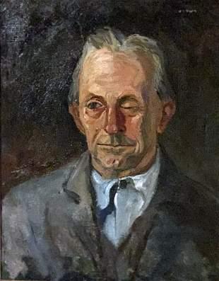 "Walter Emerson Baum (1884-1956) ""Clay"""