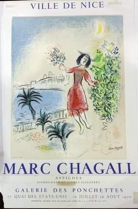 Marc Chagall - Ville De Nice