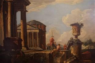 Giovanni Paolo Panini (1691-1765), Attributed / School