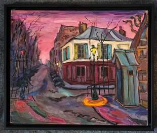 Sylvian Claude - 2006 Oil Canvas