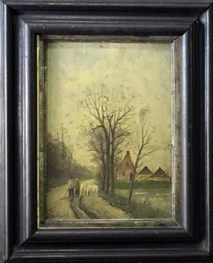 Fredricus Jacobus Van Rossum du Chattel (1856-1917)