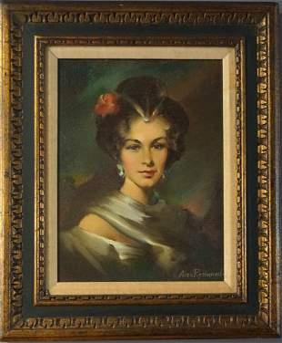 Alex Redmond (1902 - 1975) Glamour