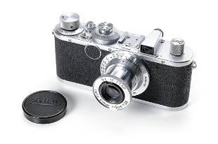 Leica Standard (Model E) postwar