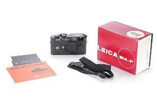 Leica M4-P black