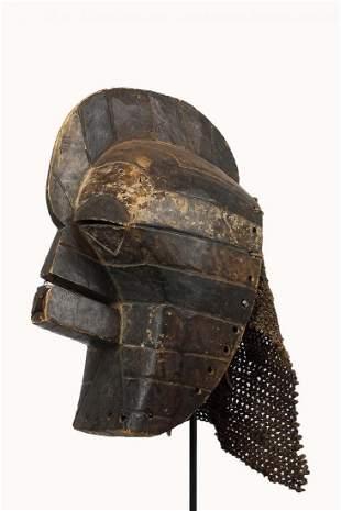 Large Songe Kifebwe Mask, D. R. Congo