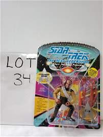 "Playmates Star Trek The Next Generations LT. Worf 6"""