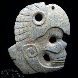 Veracruz Avian Skull Hacha (300-900 AD)