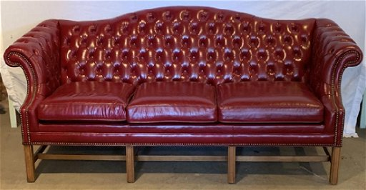 Ethan Allen Leather Sofa May 02 2019 Vanschoiack Realty