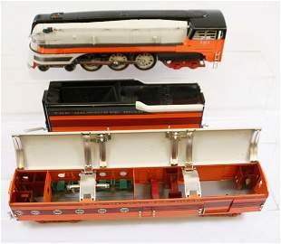 406: Lionel Standard Gauge Hiawathe Set  6-13004