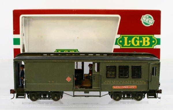 414: LGB 3084 Mail Car