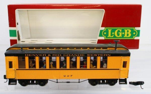 416: LGB 3080 Passenger Car - Customized
