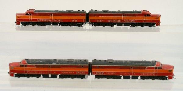 421: Lot 2 PA1 Alco Engines AA