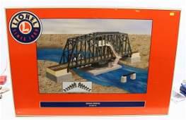 603 Lionel 624111 Swing Bridge New In Box