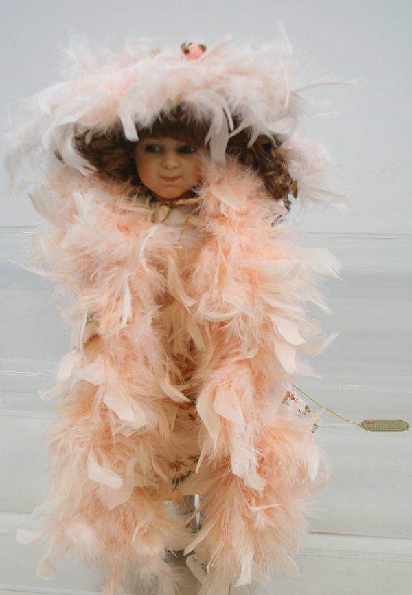 635: 635: Gustave Wolff Porcelain Doll McKenzie #A-106