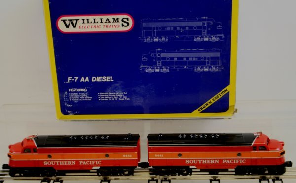 769: 769: Williams Southern Pacific F-7 AA Units Engine