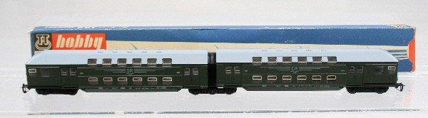 19: Berliner TT Bahnen #3730 Double Passenger Car