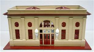 115: MTH 116 Station - Red