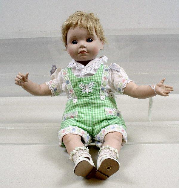 160: 1989 MBI Porcelain Doll