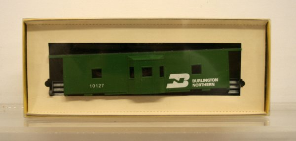 206: American Models S Gauge Burlington Northern Extend