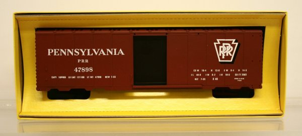 208: American Models S Gauge Pennsylvania Boxcar High R