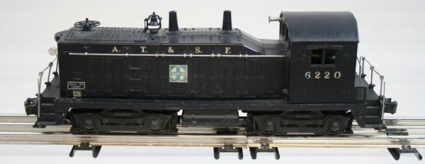 218: Lionel O Gauge 6220 Bell Ringer Switcher