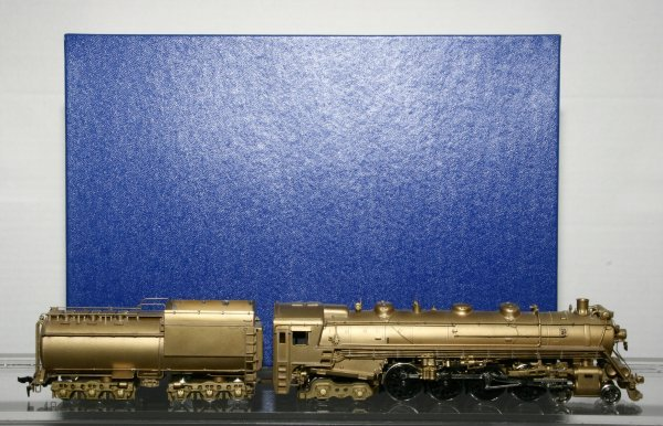 426: Pacific Fast Mail Brass C.N.R. 4-8-4
