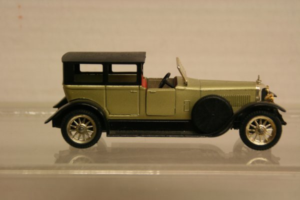 314: Solido 140\Panhead Levassor 1925