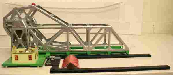346: Lionel O-Gauge #313 Bascule Bridge 6-12948 NIB