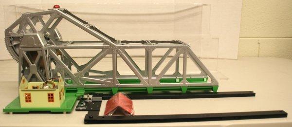346: Lionel O-Gauge #313 Bascule Bridge 6-12948 NIB