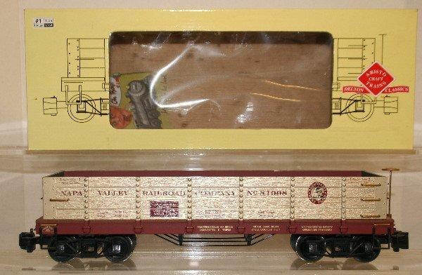 515: Aristo Craft Napa Wine Gondola Car G Scale