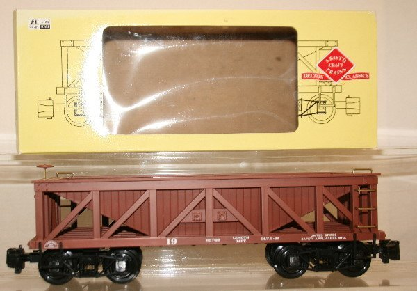 517: Aristo Craft Southern Hopper Car G Scale