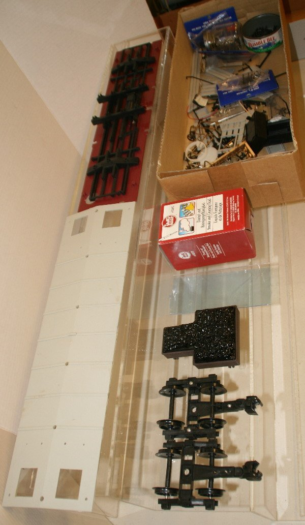 518: Lot of Misc. G Scale Parts