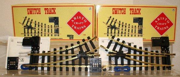 523: Aristo Craft Right & Left Switch