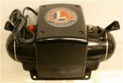 650: Lionel O Gauge Type ZW Transformer