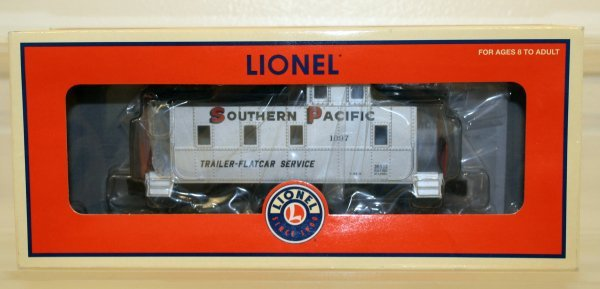 802: Lionel O Scale 6-36532 Southern Pacific Caboose