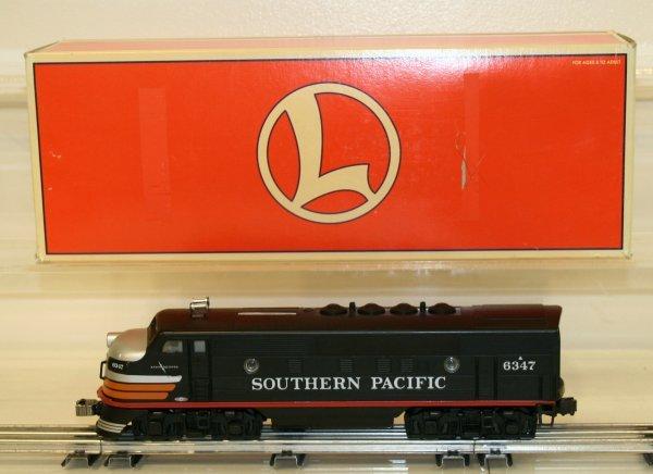 804: Lionel O Scale 6-18133 Southern Pacific F7 B Unit