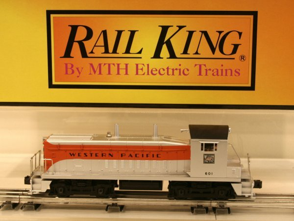 805: MTH 30-2148-1 SW-9 Switcher Western Pacific