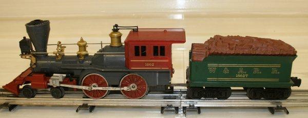 806: Lionel O Scale 1862 Postwar General Locomotive