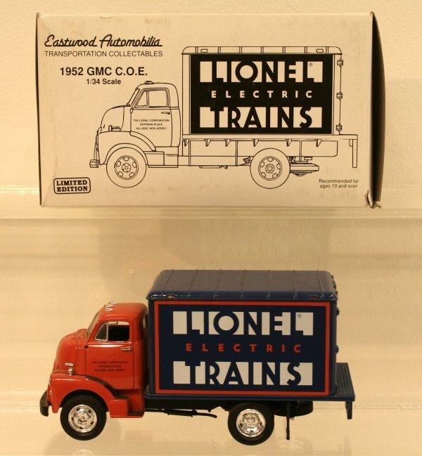 815: Lionel 1/34 Scale 1952 GMC Truck