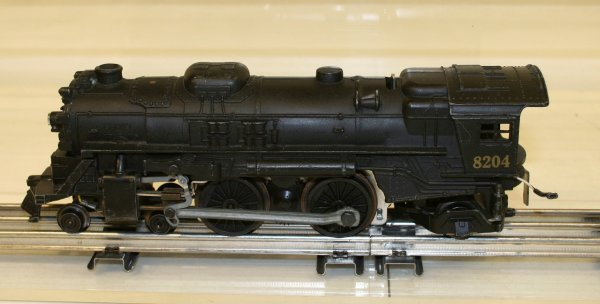 821: Lionel O Scale C & O Locomotive