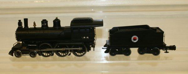 822: Rivarossi Northern Pacific Locomotive & Tender O S