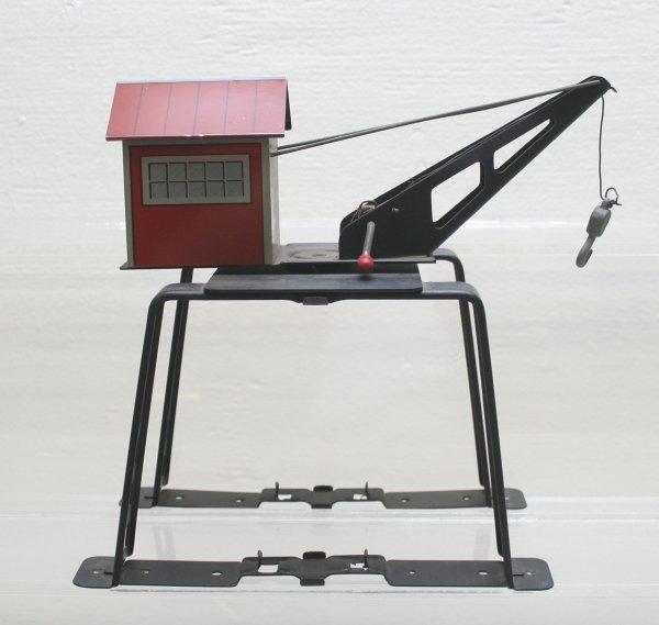 1013: Marx Gantry Crane O Gauge