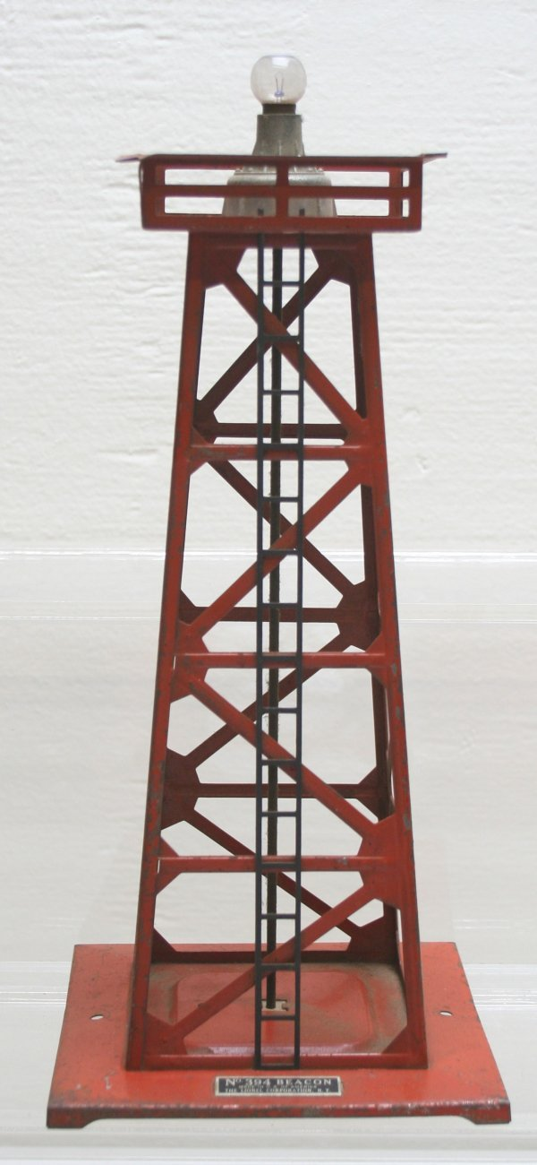 1015: Lionel O-Gauge 394 Beacon Red