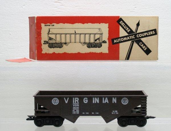 1203: Marx Marline O Gauge Virginian Hopper Car