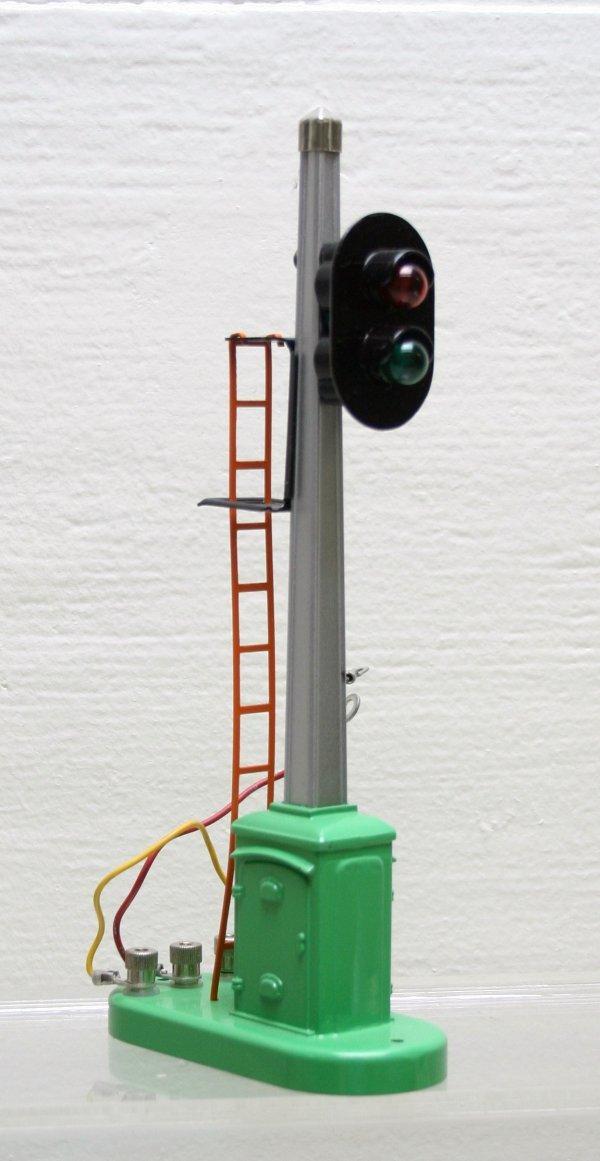 1205: MTH O Gauge 153 Block Signal