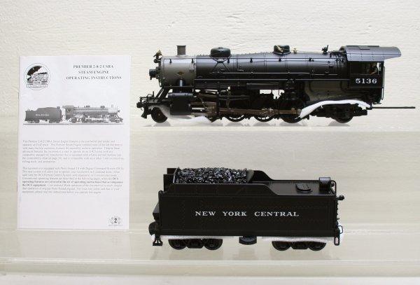 1353: MTH O Gauge 20-3051-1 USRA 2-8-2 Steam Engine