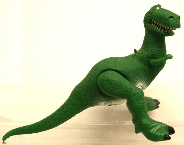 1516: Disney's Toy Story Rex Dinosaur by Thinkway Toys