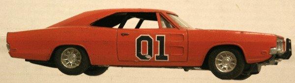 1520: Dukes of Hazard General Lee Car by Ertl  Warner B